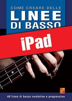Come creare delle linee di basso (iPad)