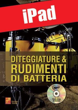 Diteggiature & rudimenti di batteria (iPad)