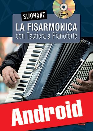 Suonare la fisarmonica con tastiera a pianoforte (Android)