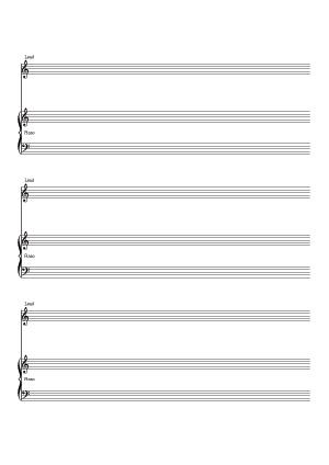 Pianoforte & Canto