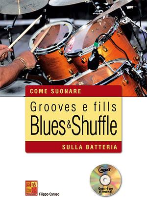 Grooves e fills blues & shuffle sulla batteria