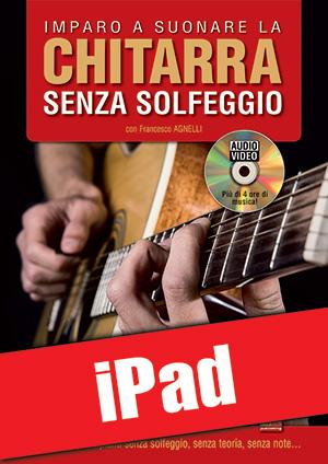 Imparo a suonare la chitarra senza solfeggio (iPad)