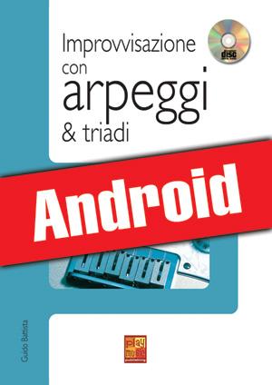 Improvvisazione con arpeggi e triadi (Android)