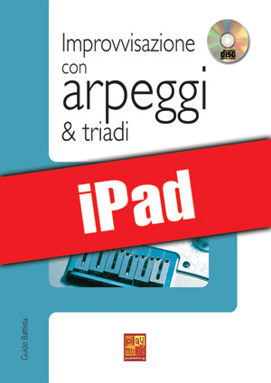 Improvvisazione con arpeggi e triadi (iPad)