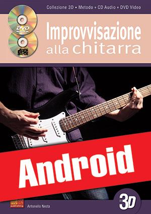 Improvvisazione alla chitarra in 3D (Android)