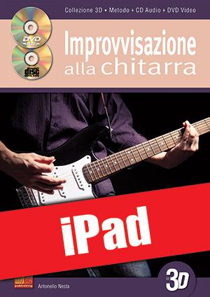 Improvvisazione alla chitarra in 3D (iPad)
