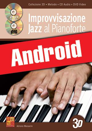 Improvvisazione jazz al pianoforte in 3D (Android)