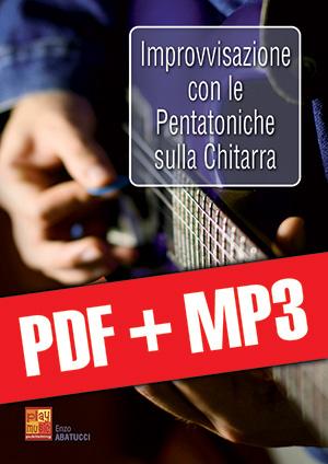 Improvvisazione con le pentatoniche sulla chitarra (pdf + mp3)