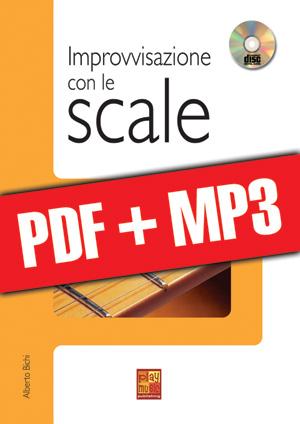 Improvvisazione con le scale (pdf + mp3)