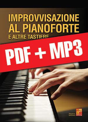 Improvvisazione alla tastiera (pdf + mp3)