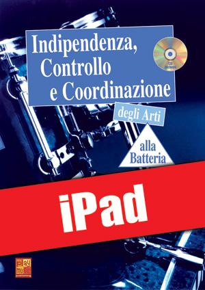 Indipendenza, controllo e coordinazione alla batteria (iPad)