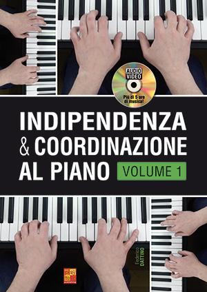 Indipendenza & coordinazione al piano - Volume 1