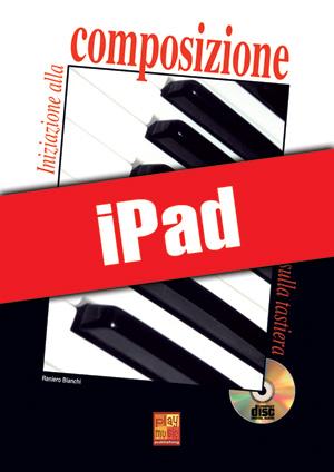 Iniziazione alla composizione sulla tastiera (iPad)