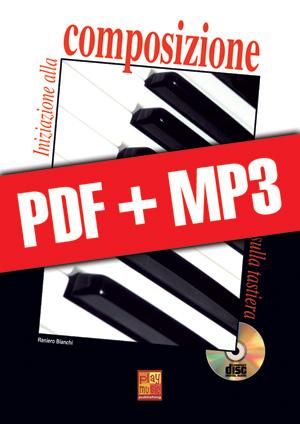 Iniziazione alla composizione sulla tastiera (pdf + mp3)