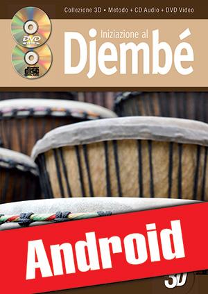 Iniziazione al djembé in 3D (Android)
