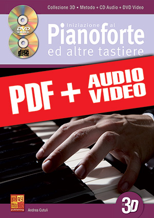 Pianoforte & altre tastiere in 3D (pdf + mp3 + video)