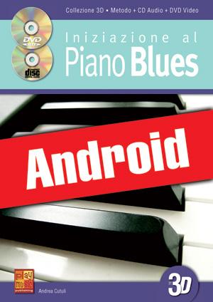 Iniziazione al piano blues in 3D (Android)
