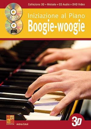 Iniziazione al piano boogie-woogie in 3D