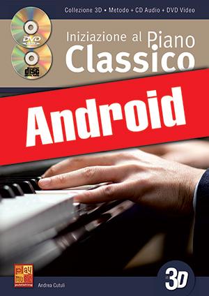 Iniziazione al piano classico in 3D (Android)