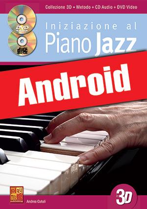 Iniziazione al piano jazz in 3D (Android)