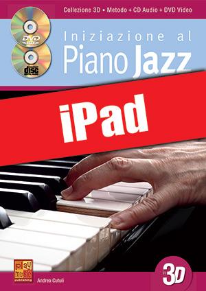 Iniziazione al piano jazz in 3D (iPad)