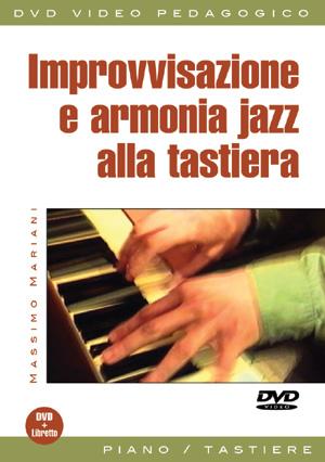 Improvvisazione e armonia jazz alla tastiera
