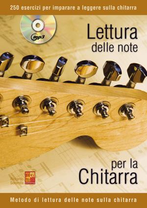 Lettura delle note per la chitarra