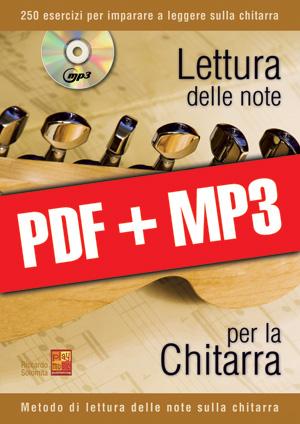 Lettura delle note per la chitarra (pdf + mp3)