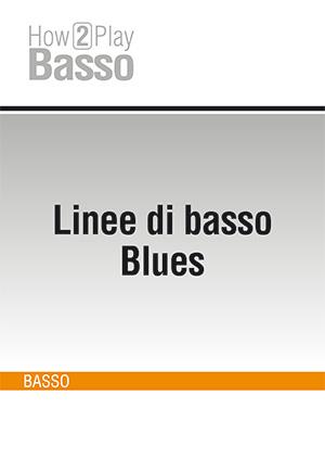 Linee di basso Blues #1