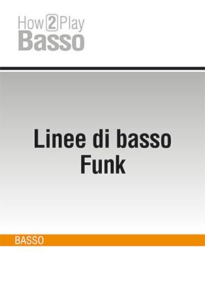 Linee di basso Funk #1