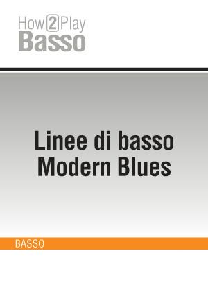 Linee di basso Modern Blues
