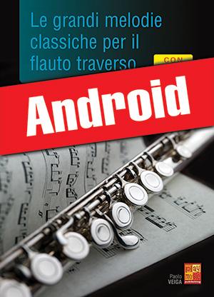 Le grandi melodie classiche per il flauto traverso (Android)