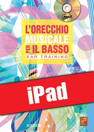 L'orecchio musicale per il basso (iPad)