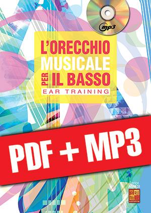 L'orecchio musicale per il basso (pdf + mp3)