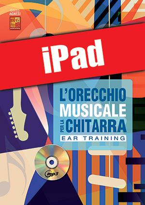 L'orecchio musicale per la chitarra (iPad)