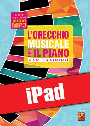 L'orecchio musicale per il piano (iPad)