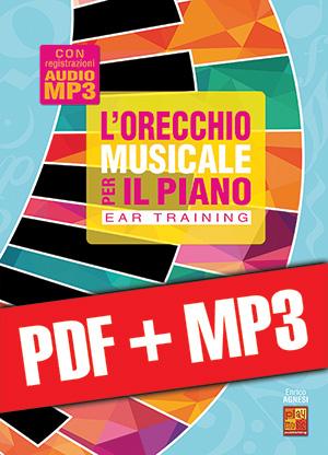 L'orecchio musicale per il piano (pdf + mp3)
