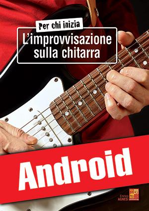 Per chi inizia l'improvvisazione sulla chitarra (Android)
