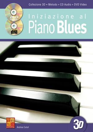 Iniziazione al piano blues in 3D