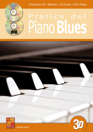 Pratica del piano blues in 3D
