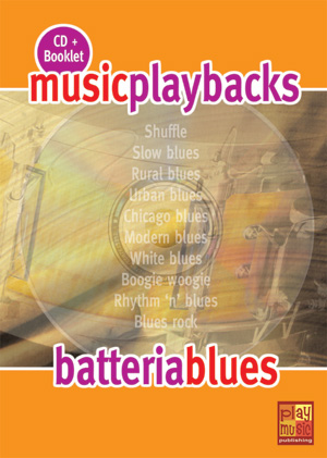 Music Playbacks - Batteria blues