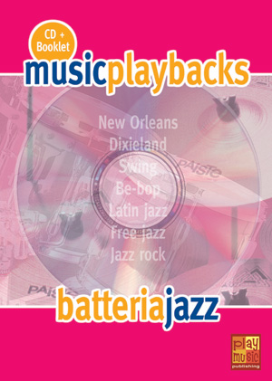 Music Playbacks - Batteria jazz