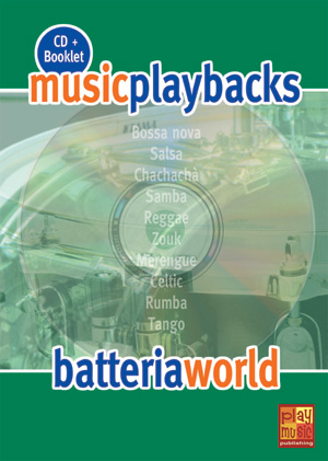 Music Playbacks - Batteria worldmusic