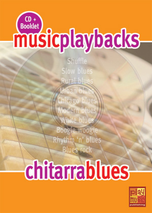 Music Playbacks - Chitarra blues