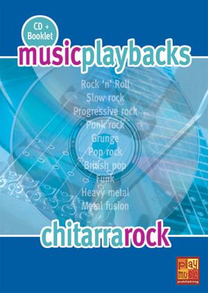 Music Playbacks - Chitarra rock