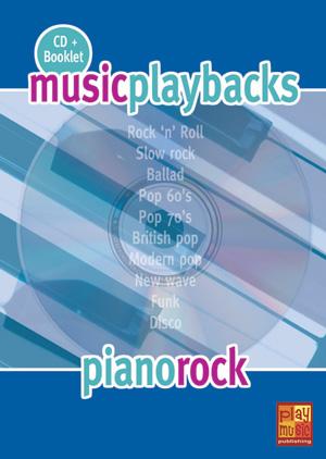 Music Playbacks - Piano rock