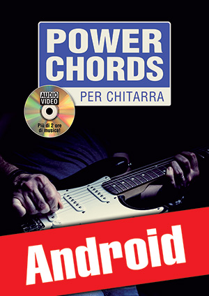 Power chords per chitarra (Android)