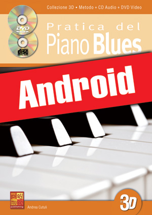 Pratica del piano blues in 3D (Android)