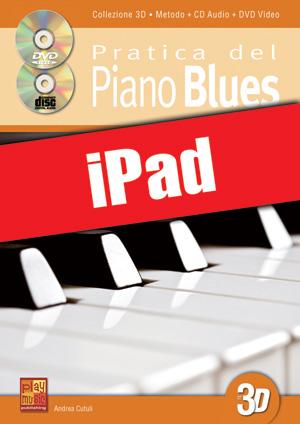 Pratica del piano blues in 3D (iPad)