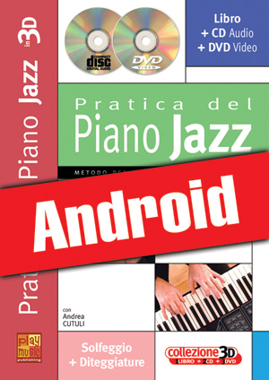 Pratica del piano jazz in 3D (Android)